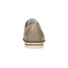 Kožené dámske poltopánky bata, béžová, 526-8650 - 15