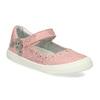 Ružové dievčenské baleríny mini-b, ružová, 221-5216 - 13