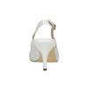 Lodičky s voľnou pätou insolia, biela, 621-1604 - 15