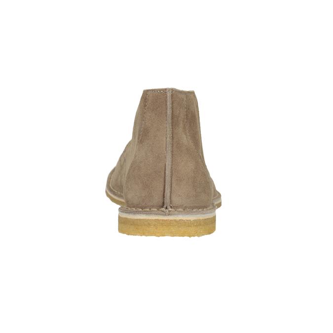 Kožené pánske Desert Boots bata, 823-8622 - 15