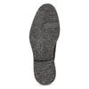 Kožená obuv v štýle Chukka Boots bata, hnedá, 823-4627 - 18
