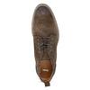 Kožená obuv v štýle Chukka Boots bata, hnedá, 823-4627 - 17