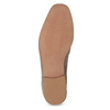 Kožené dámske mokasíny s prackou bata, 516-3616 - 18