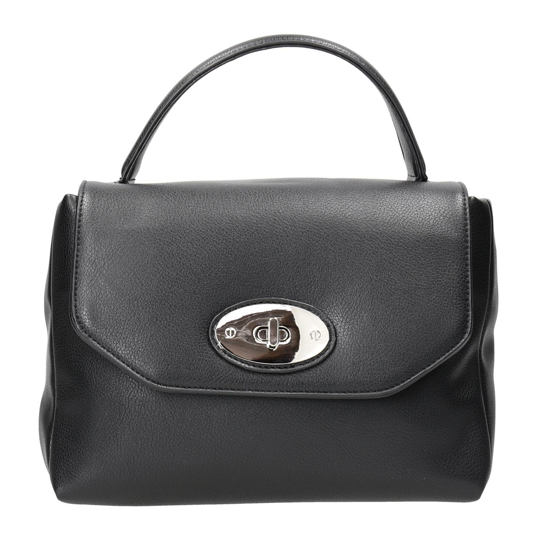 Baťa Čierna dámska kabelka - Kabelky cez rameno  f7c60b62d53