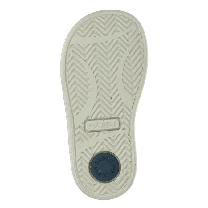 Detská členková kožená obuv bubblegummers, hnedá, 113-4607 - 17