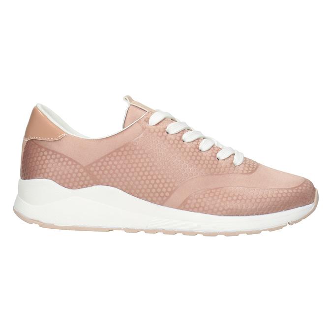 Dámske ružové tenisky bata-light, ružová, 549-5605 - 26