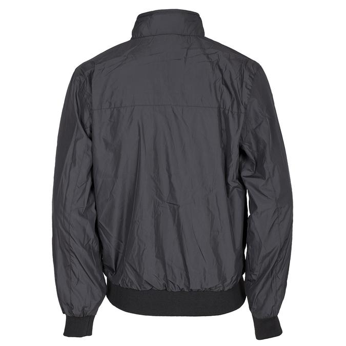 Pánska čierna textilná bunda bata, čierna, 979-9119 - 26