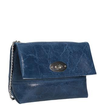 Kožená Crossbody kabelka s retiazkou bata, 964-9239 - 13