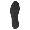 Čierne pánske kožené mokasíny bata, čierna, 814-6177 - 18