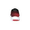 Pánske tenisky s pleteným zvrškom nike, červená, 809-5716 - 15