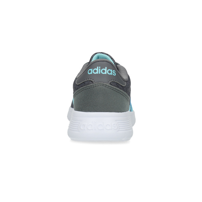 Adidas šedé dámske tenisky adidas, šedá, 509-2435 - 15