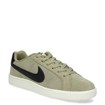 Pánske tenisky Nike z brúsenej kože nike, 803-7699 - 13