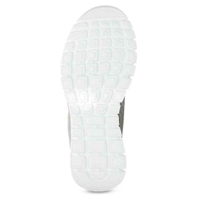 Dámske športové ružovo-šedé tenisky skechers, šedá, 509-2418 - 18