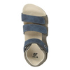 Detské sandále na suchý zips mini-b, modrá, 261-9609 - 17