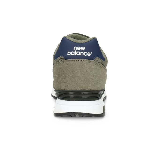 Khaki pánske tenisky new-balance, zelená, 803-7277 - 15