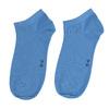 Svetlomodré členkové ponožky bata, modrá, 919-9804 - 16