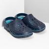 Modré detské sandále typu Clogs coqui, modrá, 372-9656 - 26