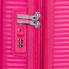 Ružový škrupinový kufor american-tourister, ružová, 960-5615 - 15