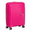 Ružový škrupinový kufor american-tourister, ružová, 960-5615 - 13
