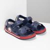 Detské tmavomodré sandále coqui, modrá, 372-9658 - 26