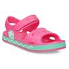 Detské ružové sandále dievčenské coqui, ružová, 372-5658 - 13