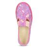 Detské ružové prezuvky so vzorom bata, ružová, 379-5218 - 17