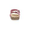 Dámske ružové korkové papuče bata, ružová, 579-5625 - 15