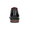 Čierne členkové poltopánky bugatti, čierna, 826-6052 - 15
