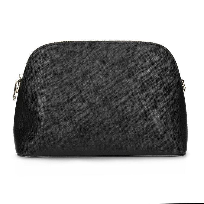 Čierna Crossbody kabelka s retiazkou bata, čierna, 961-6925 - 26
