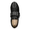 Čierne dámske tenisky s prackou bata-light, čierna, 541-6604 - 17