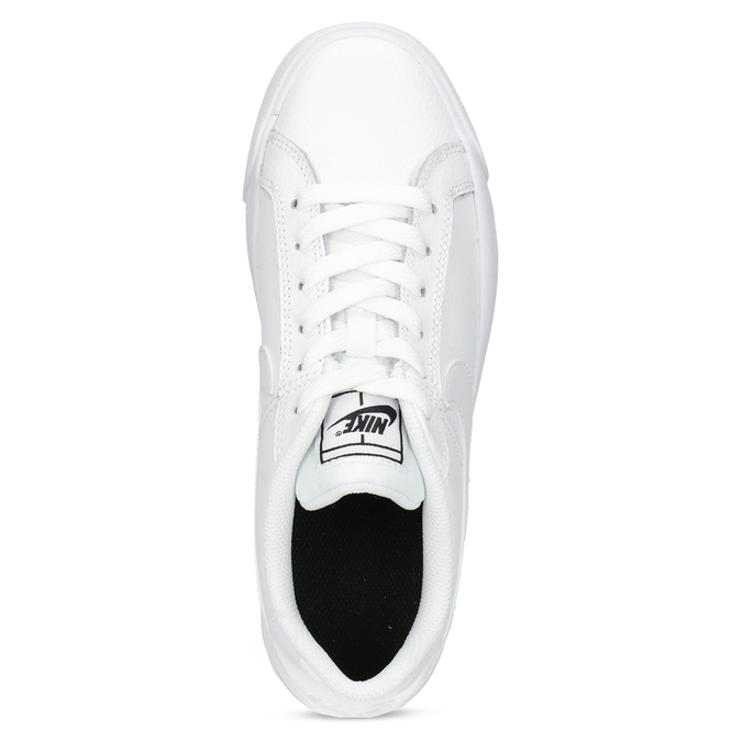 Dámske tenisky biele nike, biela, 501-1153 - 17