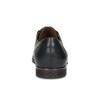 Tmavomodré kožené pánske poltopánky conhpol, modrá, 826-9510 - 15
