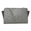 Crossbody kabelka s kamienkami bata, šedá, 961-1885 - 16