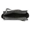 Crossbody kabelka s kamienkami bata, šedá, 961-1885 - 15