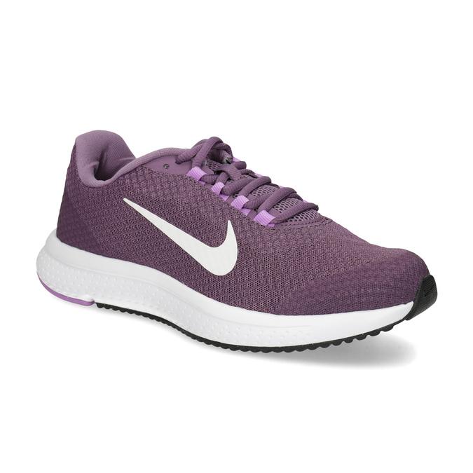 2d09a47684d23 Fialové dámske športové tenisky nike, fialová, 509-5325 - 13