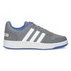Šedé detské ležérne tenisky adidas, šedá, 401-2337 - 19