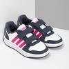 Detské ležérne tenisky so suchými zipsami adidas, viacfarebné, 301-1208 - 26