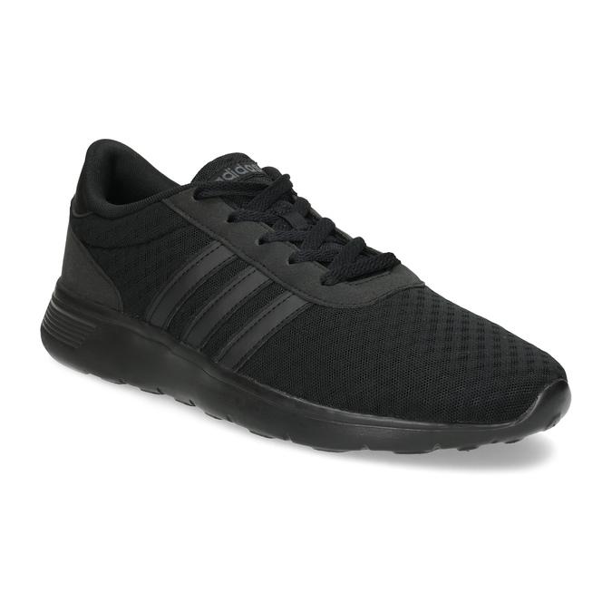 Pánske športové tenisky čierne adidas, čierna, 809-6198 - 13