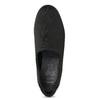 Čierna dámska obuv na kline comfit, čierna, 619-6600 - 17
