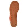 Červené pánske športové tenisky new-balance, oranžová, 803-5174 - 18