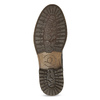 Členková pánska obuv s viazaním bugatti, hnedá, 826-4056 - 18
