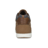 Pánske členkové hnedé tenisky bata-red-label, hnedá, 841-3626 - 15