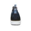 Slip-on modré tenisky bata-red-label, modrá, 841-9620 - 15