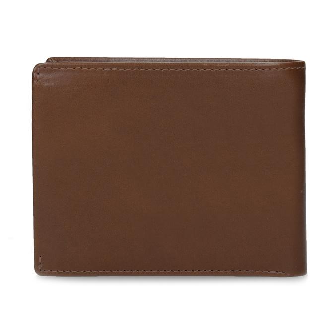 Hnedá kožená pánska peňaženka bata, hnedá, 944-3223 - 16