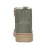 Detská kožená zimná obuv s prešitím mini-b, 296-3600 - 15