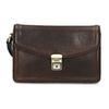 Kožená pánska taška do ruky bata, hnedá, 964-4315 - 26