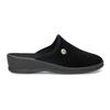 Dámske domáce čierne nazuváky bata, čierna, 579-6631 - 19