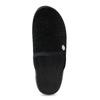 Dámske domáce čierne nazuváky bata, čierna, 579-6631 - 17