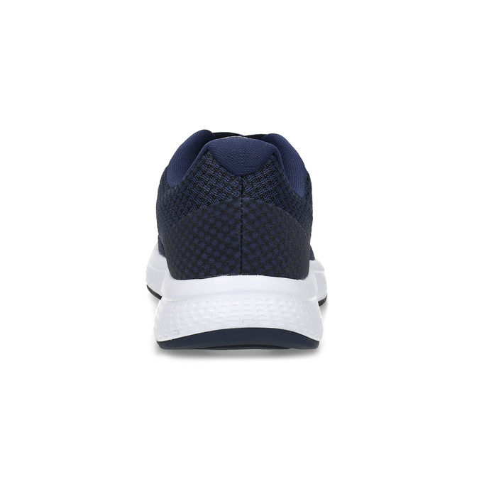 Pánske modré športové tenisky nike, modrá, 809-9882 - 15