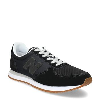 Pánske čierne tenisky new-balance, čierna, 803-6141 - 13